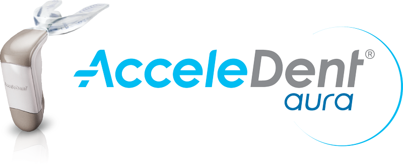 AcceleDent-Aura-device-and-logo