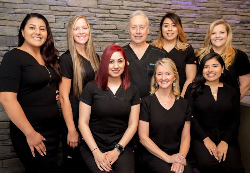 Dental Care of Greensboro team photo